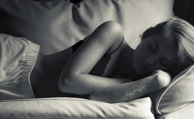 massaggio per dormire